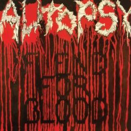"Autopsy - Fiend For Blood (Vinile 12""-  45 giri)"