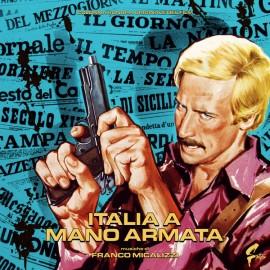 """Italia A Mano Armata (Vinile Colorato 12"""")"""