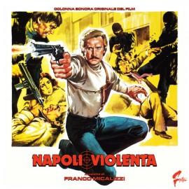 """Napoli Violenta - Vinile Colorato 12"""""""