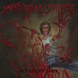 "Cannibal Corpse - Red Before Black (Vinile Colorato 12"")"