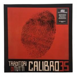 """Calibro 35 - Traditori Di Tutti (Vinile 12"""")"""