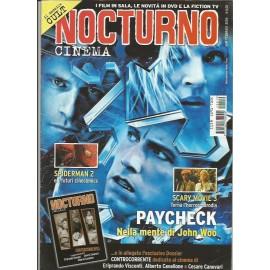 """Nocturno 19: Dossier """"Controcorrente"""" (Visconti, Cavallone, Canevari)"""