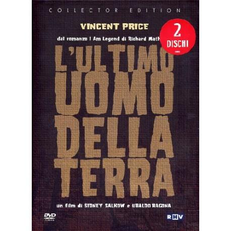 Ultimo Uomo Della Terra (L') - Box 2Dvd