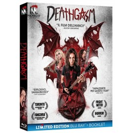 Deathgasm (Blu-Ray+Booklet)