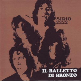 Balletto Di Bronzo (Il) - Sirio 2222