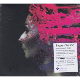 Wilson Steven - Hand.Cannot.Erase. (Digipack)