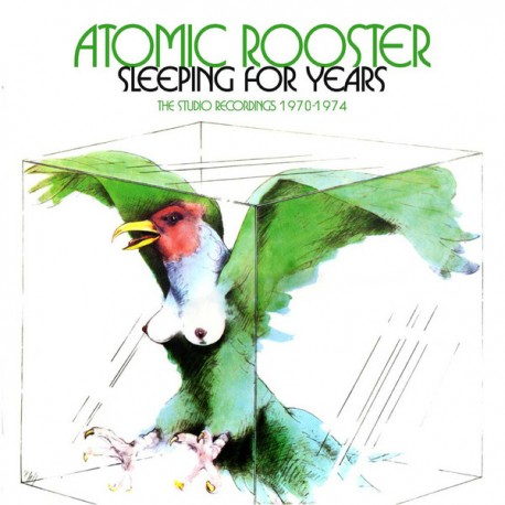 Atomic Rooster - Sleeping For Years (Box 4Cd)