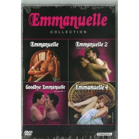 Emmanuelle Collection (4 Dvd)
