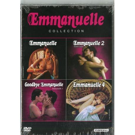 Emmanuelle Collection (4 Dvd)
