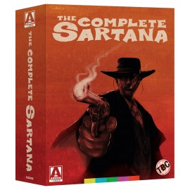 Complete Sartana (The) [Limited Edition - Importazione UK]