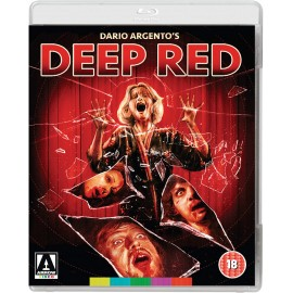 Profondo Rosso - (Blu-Ray) Import UK