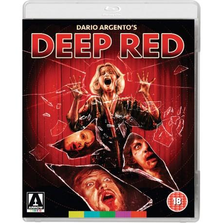 Profondo Rosso - Importazione UK