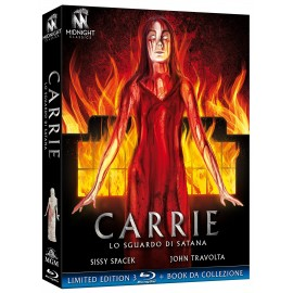 Carrie (Limited Edition - 3 Blu-Ray + Booklet)