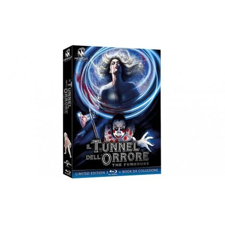 Tunnel Dell'Orrore (Il) - The Funhouse (Edizione Limitata - 3 Blu-Ray + Booklet)