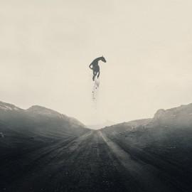 """Crippled Black Phoenix - Great Escape (Doppio Vinile Bianco 12"""")"""