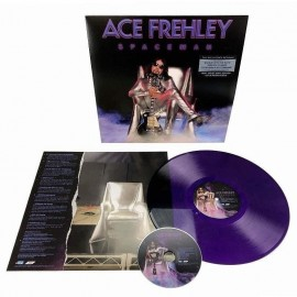 Ace Frehley - Spaceman (Vinile Colorato + Cd)