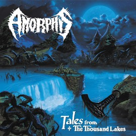 "Amorphis - Tales From The Thousand Lakes (Vinile 12"")"
