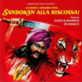 """Tigre E' Ancora Viva (La): Sandokan Alla Riscossa! - Vinile 12"""""""