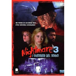 Nightmare 3 - I Guerrieri Del Sogno (Digipack)