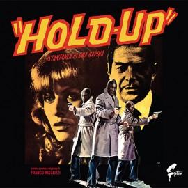 """«Hold-Up» Istantanea Di Una Rapina - Vinile Colorato 12"""""""