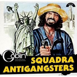 """Squadra Antigangsters - Vinile Colorato 12"""""""