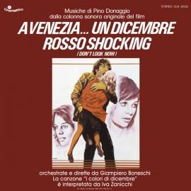 """A Venezia... Un Dicembre Rosso Shocking - Vinile Colorato 12"""""""