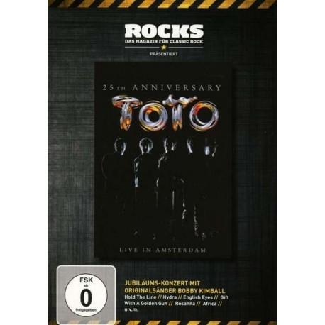 Toto - Live In Amsterdam (con Slipcase)