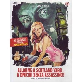 Allarme A Scotland Yard - 6 Omicidi Senza Assassino!