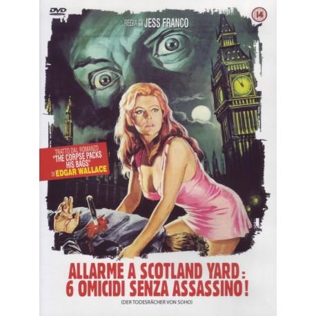 Allarme A Scotland Yard - 6 Omicidi Senza Assassino!