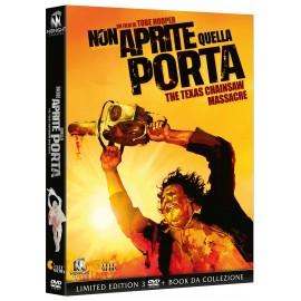 Non Aprite Quella Porta (Ltd) (3 Dvd+Book Da Collezione)