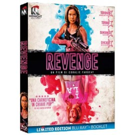 Revenge (Blu-Ray+Booklet)