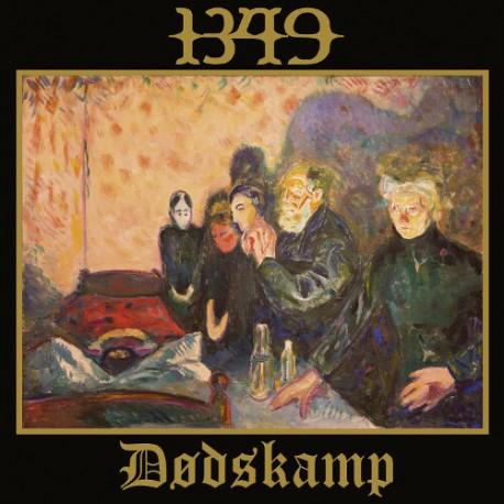 """1349 - Dødskamp (Vinile 10"""")"""