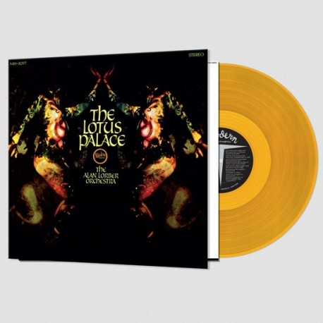 """Alan Lorber Orchestra (The) - The Lotus Palace (Vinile Colorato 12"""")"""