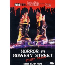 Horror In Bowery Street