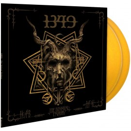 "1349 - The Infernal Pathway (Doppio Vinile Sun Yellow 12"")"