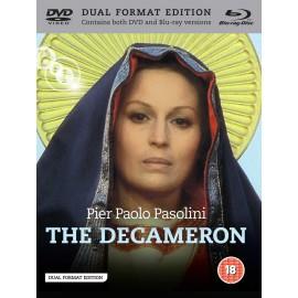Decameron (The) (Blu-Ray + Dvd) [Edizione: Regno Unito]