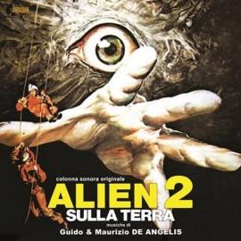 """Alien 2: Sulla Terra (Vinile Colorato 12"""")"""