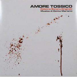 """Amore Tossico (Vinile Rosso 12"""" + Cd)"""