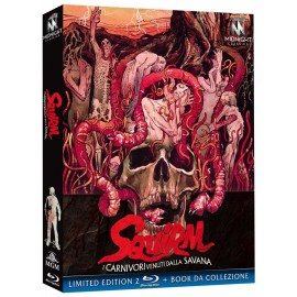 Carnivori Venuti Dalla Savana (I) - Squirm (Limited Edition) (2 Blu-Ray+Booklet)