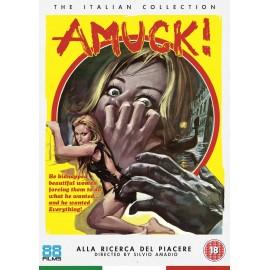 Amuck - Alla Ricerca Del Piacere [Edizione: Regno Unito]
