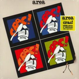 "Area - Crac! (Vinile Trasparente 12"")"