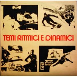 """Braen's Machine (The) - Temi Ritmici E Dinamici (Vinile 12"""")"""