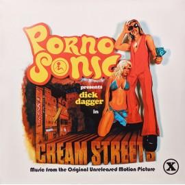 """Pornosonic - Cream Streets (Vinile Colorato 12"""")"""