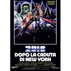 2019 Dopo La Caduta Di New York (2 Dvd)