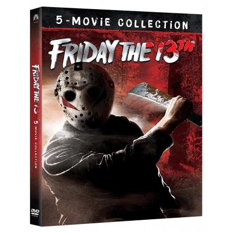 Venerdi' 13 Collezione 5 Film (5 Dvd)