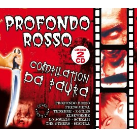 Profondo Rosso - Compilation Da Paura (2 Cd)