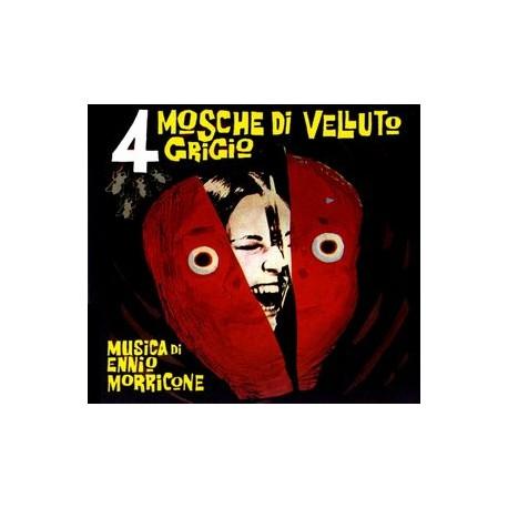 4 Mosche Di Velluto Grigio