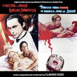 Dracula Cerca Sangue di Vergine.../Il Mostro E' In Tavola Barone Frankenstein (2 Cd)