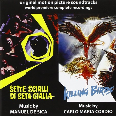 Sette Scialli Di Seta Gialla/Killing Birds