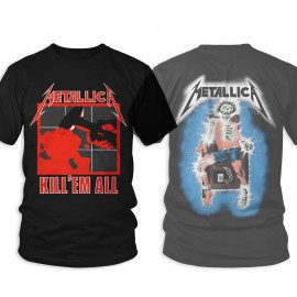 Metallica - Kill 'Em All (Taglia L)